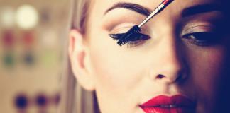 Triki w makijażu