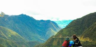 Z dzieckiem na szlaku górskim