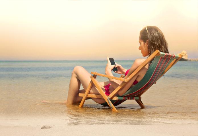 Telefon służbowy na urlopie