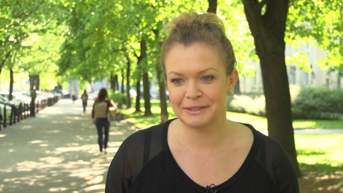 Daria Widawska o kieszonkowym