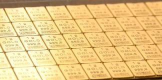 Złota czekolada
