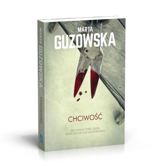Chciwość Marta Guzowska