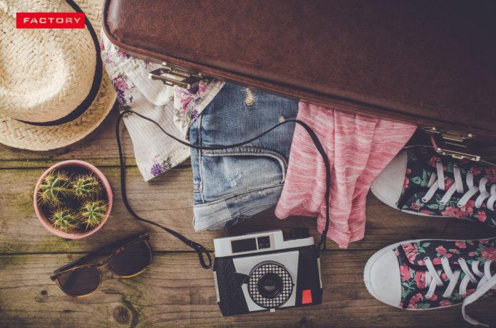 Co zabrać ze sobą na wakacje?