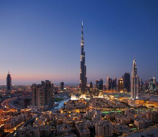 Dubaj - arabska perła