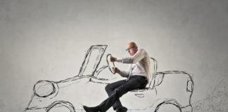 Nadzór w samochodzie służbowym