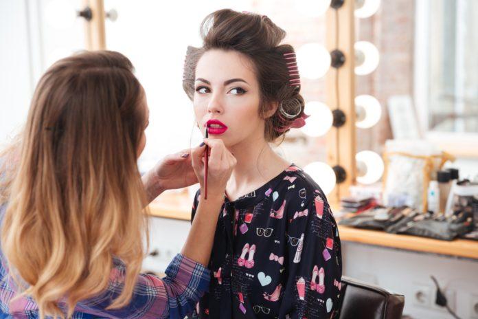 Profesjonalny makijażysta
