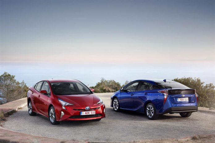 Toyota Prius Japonia