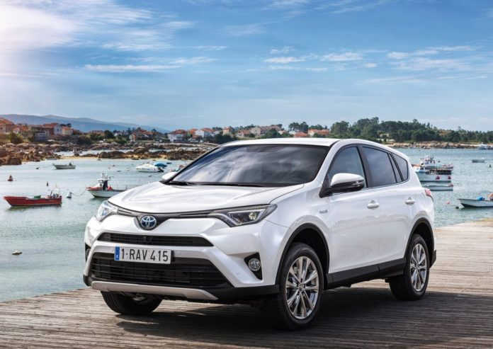 Toyota RAV hybrid