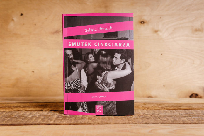 Sylwia Chutnik: Smutek cinkciarza