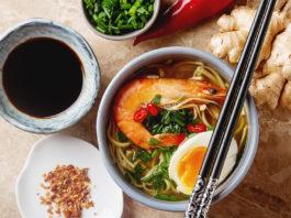 Japońskie zupy