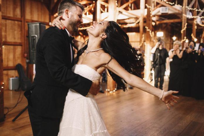 Pierwszy taniec ślubny