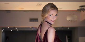 Katarzyna Galica jako modelka Doroty Goldpoint