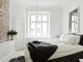 Pomysł na małą sypialnię