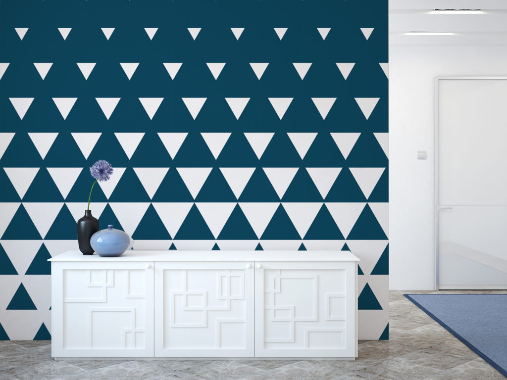 Jeśli podobają Ci się wyraziste kolory, ale nie masz dość odwagi, by wykorzystać je we wnętrzach takich jak salon czy sypialnia, przedpokój będzie idealnym polem do eksperymentów   fot.: materiał partnera zewnętrznego