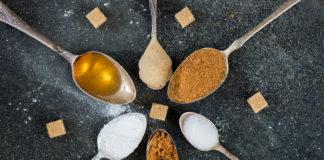 Różne formy cukru