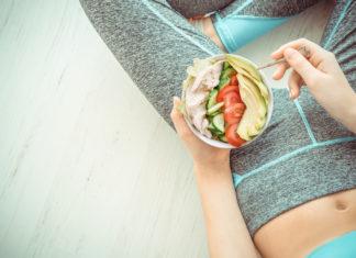 odżywianie podczas treningów