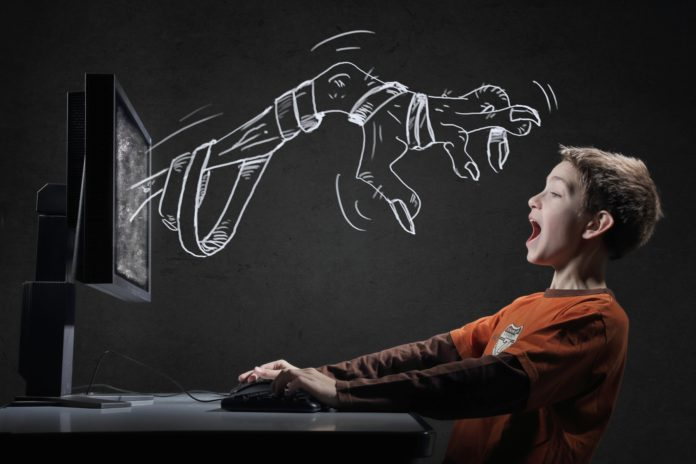 Bezpieczeństwo dzieci w sieci