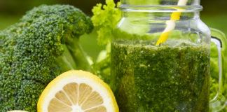 Detoks - zielone warzywa