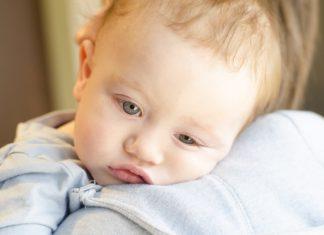 Dziecko bardzo chore