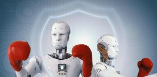 walki robotów