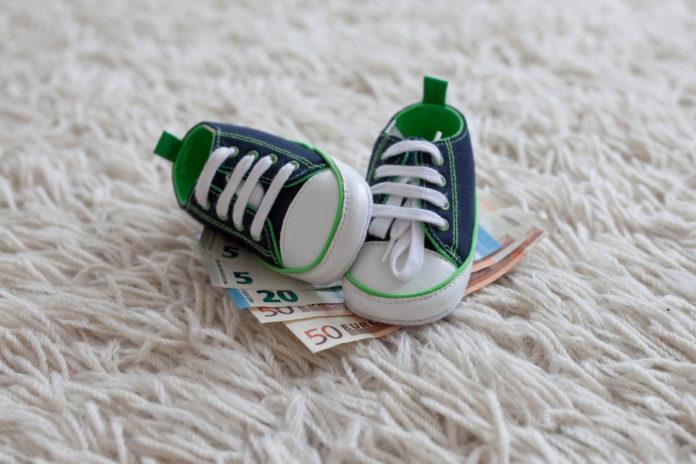 oszczędzanie na dziecko