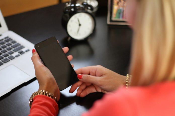 telefon z Androidem