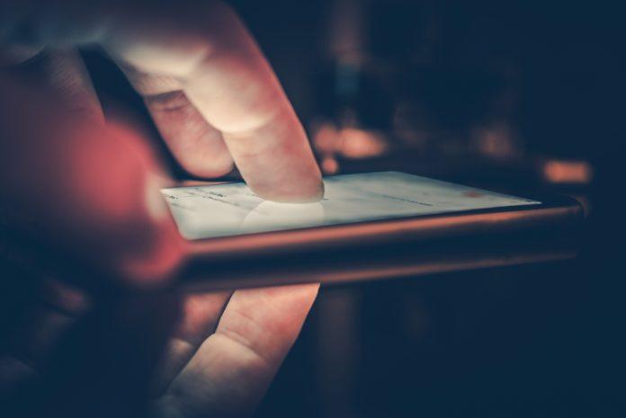 smartfon na koszmary