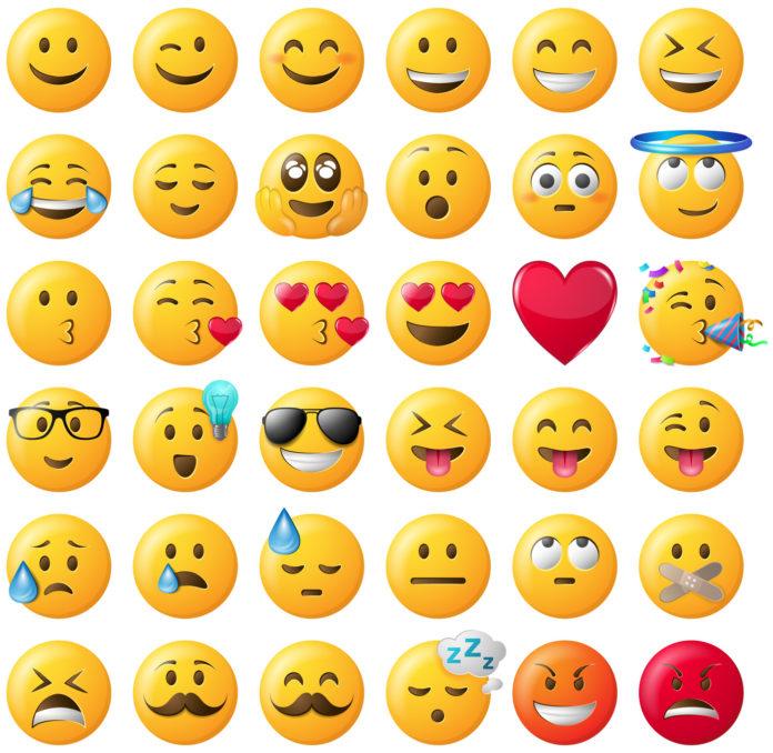 dzień emoji