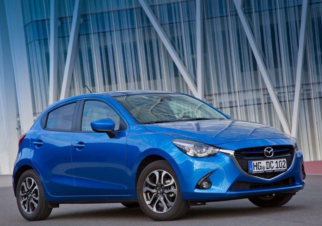 Mazda 2 1,5 SKYACTIVE-G