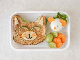 drugie śniadanie dziecka