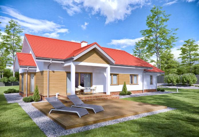 Projekt domu TK200G WAK1084