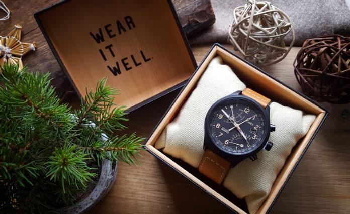 Zegarek Timex - prezent na Święta