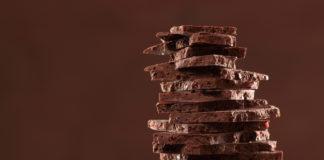 Dużo czekolady