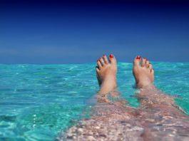 Pływanie na malediwach