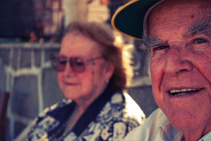 Szczęśliwi dziadkowie