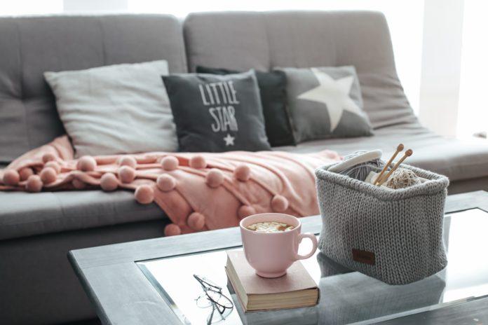 Elementy dekoracyjne w domu