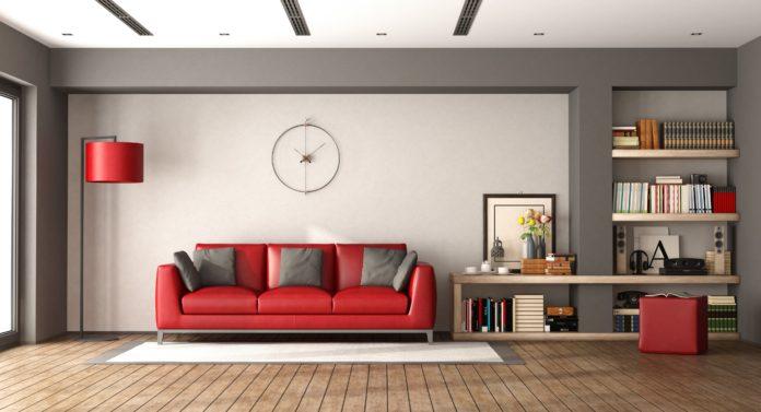 Dobrze dobrane kolory w mieszkaniu