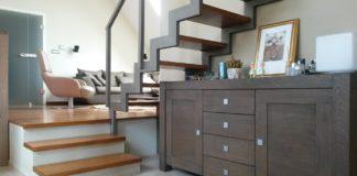 aranżacja schodów w domu