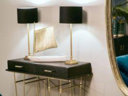 Luksusowe wnętrzne w wysublimowanym stylu