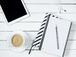 Notes i ołówek z nadrukiem