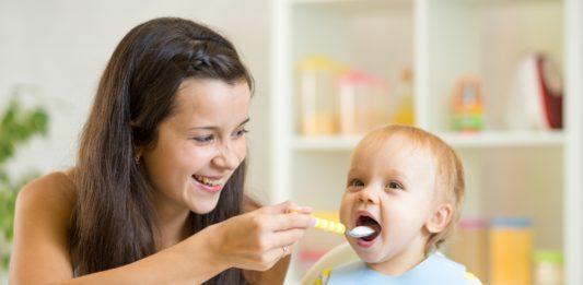 Karmienie dziecka