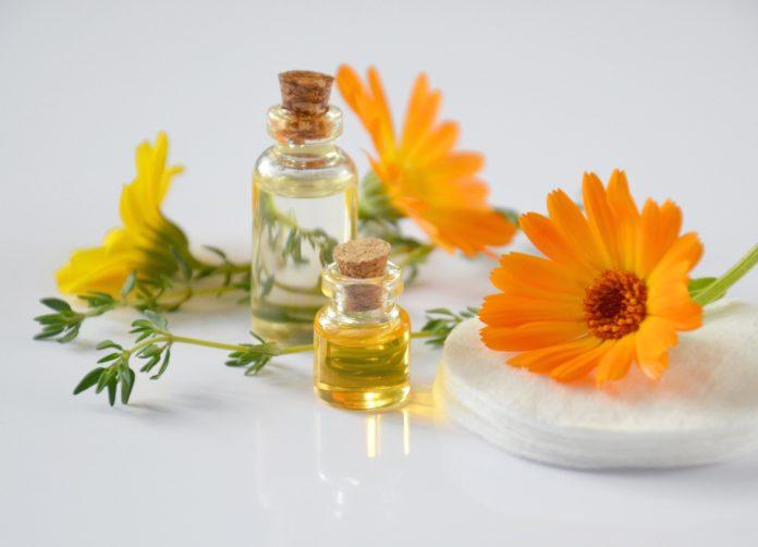 Olejki i kwiaty