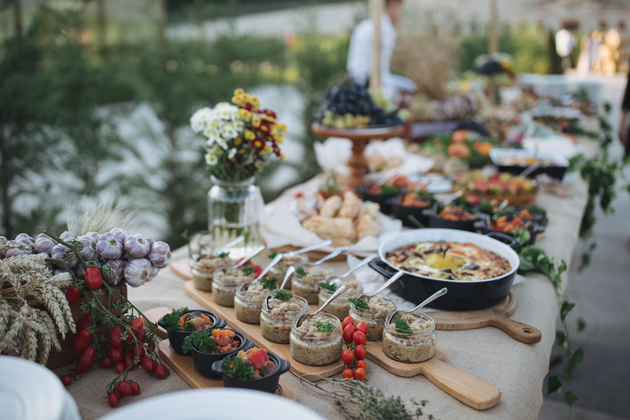 Menu na tradycyjnym weselu