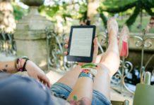 Ebook na majówce