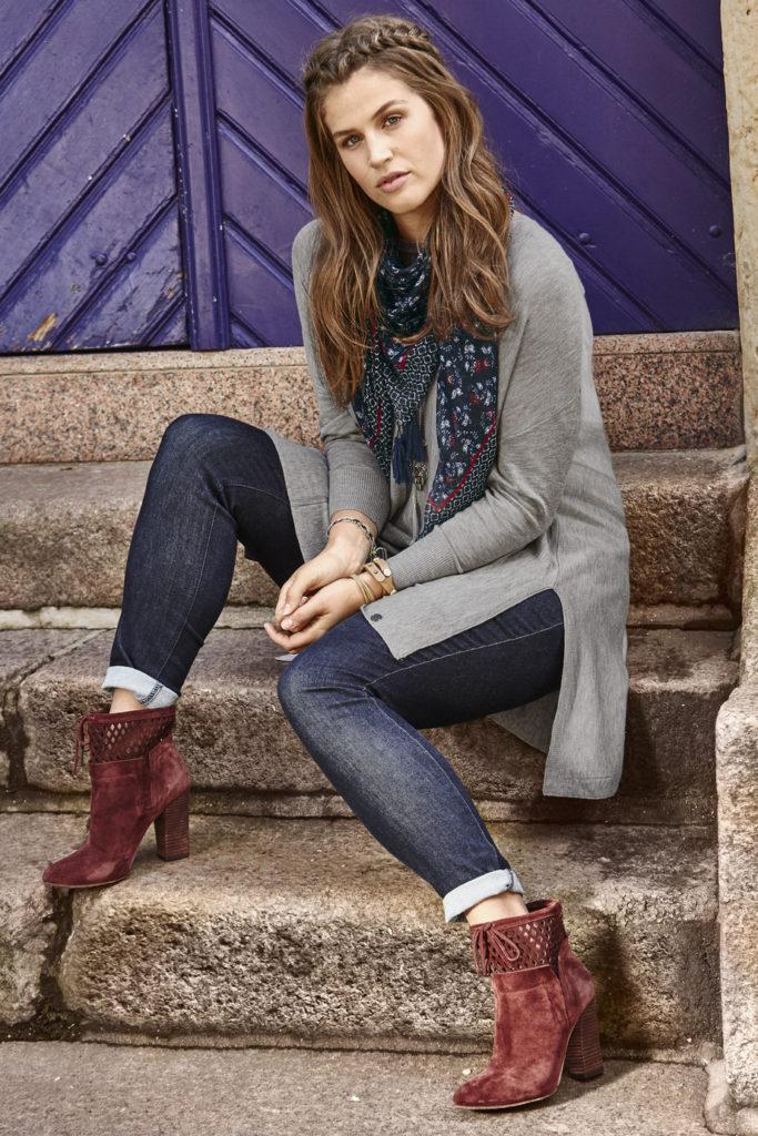 apaszka do jeansów