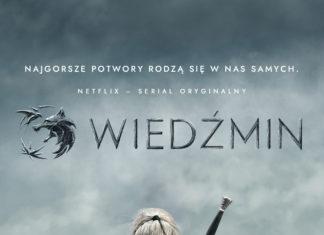 Plakat serialu Wiedźmin