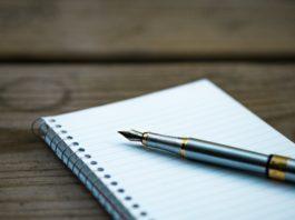 Długopis i notatnik - gadżety reklamowe