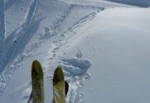 pierwsze narty