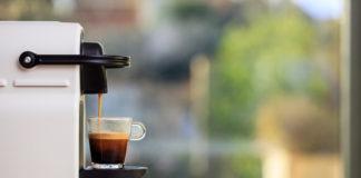 Pierwszy mały ekspres do kawy