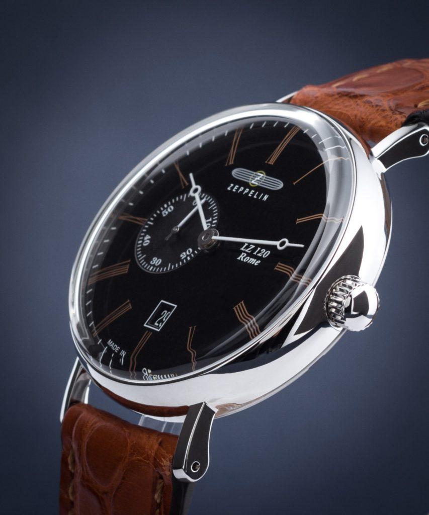 Zegarek lotniczy inspirowany zegarami pokładowymi